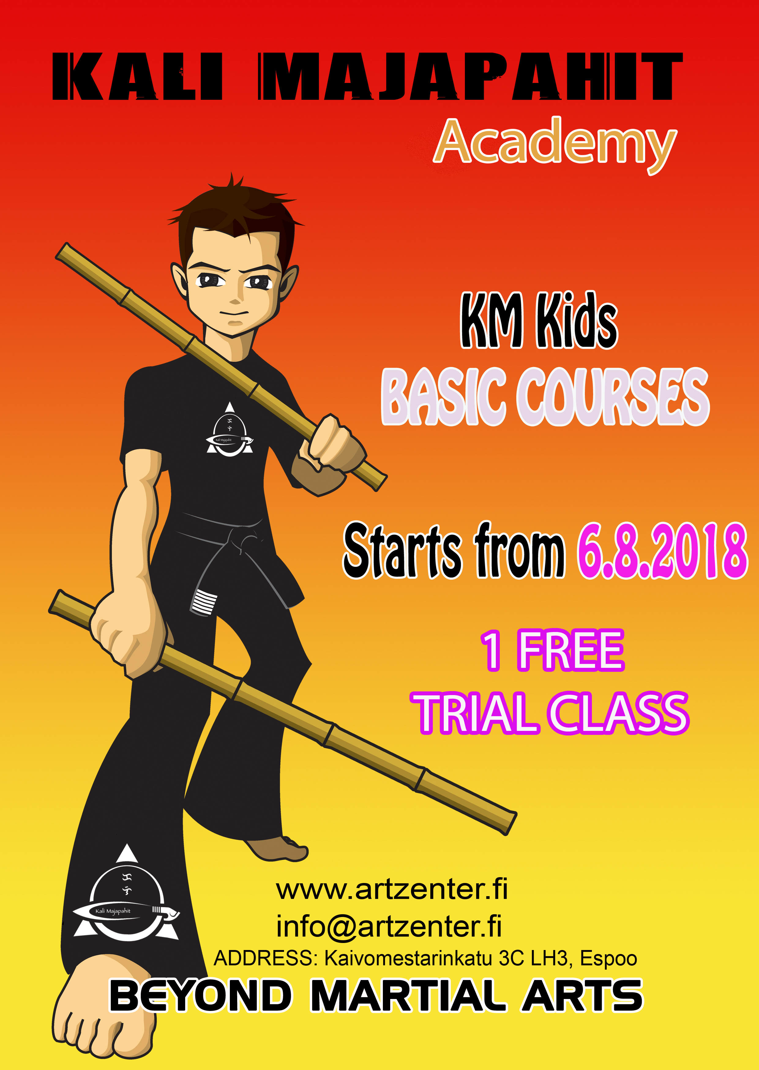 KM KIDS BASIC COURSES 6.8.2018[5565]